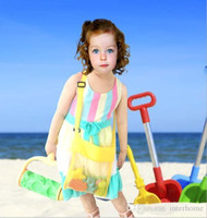 Wholesale Sand Buggies - Kids Toys Beach Mesh Bags Sand Water Away Tote Pouch Handbag Buggy Storage Bag Mesh Shell Beach Bags Sandpit Beach Receive Bag F216