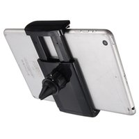 Wholesale Car Holder For Tablet Pc - New Arriver High Quality 360 Degree Rotatable Universal Car Air Vent Phone Mount Holder Stander For Ipad Tablet PC 7 Inch Holder