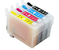 Wholesale Empty Refill Ink Cartridge - T1661 T1662 T1663 T1664 refill ink cartridge with auto reset chip for Epson ME 10 ME-101