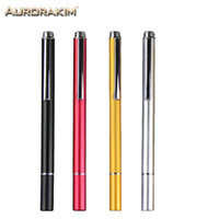 Wholesale Pencil Touch Screen - Wholesale- Plate style stylus pen touch pen passive pencil for touch screen devices universal for most brands