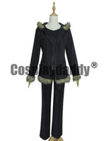 Wholesale Izaya Cosplay Coat - Durarara!! Izaya Orihara Hoodie coat Cosplay Costume