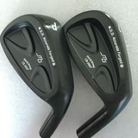Wholesale Shaft Head - Wholesale New Mens Golf heads MIURA CB-2007 black Golf irons head set 4-9P golf Clubs head no shaft Free shipping