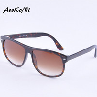 Wholesale Classic Fashion Personality - AOOKONI AK4147 hot new classic retro plate frame personality fashion anti UV Sunglasses Fashion Trends for men and women sunglasses 60MM