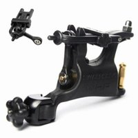 Wholesale Swashdrive Whip Machine - Wholesale-Black Swashdrive WHIP Professional Shader Or Liner Rotary Tattoo Machine 42-Black