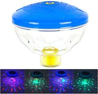 Wholesale Product Pool - second-generation underwater lamp patented product wealthy LED swimming pool lights