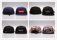 Wholesale Usa Ball - HOT new hot brand cap baseball Casual cap gorras usa brand 5 panel hip hop snapback hats wash cap for men women