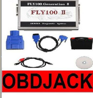 Wholesale Volvo Key Programming Tool - FLY100 Forhonda Scanner Full Version Diagnose And Key Programming forhonda key programmer and diagnostic Tool MultiLanguage