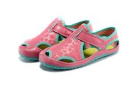 Wholesale Melissa Shoes Beach Jelly - kids shoes free shopping the 2017 Melissa Girls Sandals frozen Baby beach shoes Jelly shoes Cinderella's glass slipper us 24-35