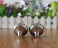 funis de cozinha em aço inoxidável venda por atacado-Mini Funil de Aço Inoxidável Universal Garrafas de Garrafas de Flagon Largo Bico Funil Cozinha Óleo Líquido Funil Frete Grátis