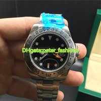 Wholesale Panel Ceramic - 2017 the new black ceramic panels top luxury brands men's watches mechanical stainless steel automatic sport waterproof watches