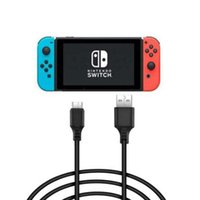 Wholesale Video Game Switches - 3M Type C USB Reversible Charging Data Cable For Nintendo Switch Video Games Free Shipping