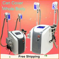 Wholesale Slimming System - portable vacuum fat freezer lipolaser system equipment slimming machine Ultrasound cavitation radio frequency therapy weight loss