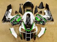 Wholesale Cbr Green - New Injection ABS Full Fairings Kits For HONDA CBR 600RR F5 CBR 600 RR CBR600RR 03 04 CBR600F5 CBR600 2003 2004 Fairing black white green