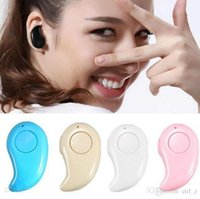 Wholesale Wireless Mini Headphones For Mobile - Small Wireless Invisible Bluetooth Mini S530 s560 X1 Earphones Earbuds Headsets Headphones Support Hands-free for iphone 7 6 samsung mobile