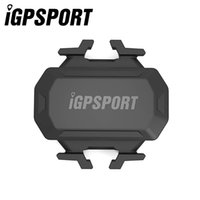 Wholesale Speed Builds - IGPSPORT Wireless Bicycle Ant+Cadence Sensor Speed for Garmin Edge Bryton Igpsport Bicycle Computer Bike Cadence Sensor Built-in Waterproof