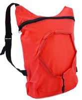 Wholesale Mtb Backpack - large capacity backpac Biker Cycling ClimbingSports Bicycle MTB Road Bag Hiking Hydration Pack Bladder Folding waterproof Backpack water bag