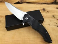 Wholesale Forest Camps - AAA quality Medford Brous Blade D2 Stonewash 60 HRC outdoor survival from forest hikTool Gear Microtech Sports outdoor Field Tactical