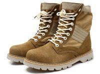 Wholesale White Rubber Combat Boots - Desert boot SWAT combat boots combat wear boots men's Boots