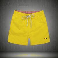 Wholesale swim shorts surf - New Brand Board Shorts Men Summer Beach Shorts High-quality Swimwear Bermuda Male Letter Surf Life Men Swim