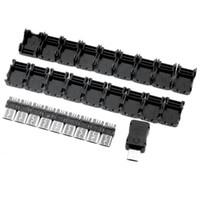Wholesale Male Plug Connector Plastic Cover - High Quality 10pcs 5 Pin T Port Male Micro USB Plug Socket Connector + Plastic Cover for DIY Wholesale