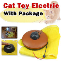 Wholesale Moving Mouse - AU Electronic Interactive Cats Cat's Meow Toys Undercover Fabric Moving Mouse