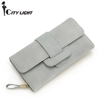 Wholesale Multi Function Women Fashion Wallet - New arrival women wallet fashion long style large capacity wallets fresh zipper students coin pocket multi-function hasp purse