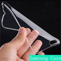 Cheap For Samsung plating cases Best Clear Transparent case iphone