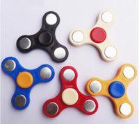 Wholesale spiral gyro toy resale online - Hand Spinner Fingertips Spiral Fingers Fidget Spinner EDC Hand Spinner Plastic Fidgets Cube Depression Toys Gyro Toys