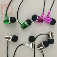 Wholesale Long Plug Earphones - long fat thick cable headset loud earphone headphone earcup cheap for foreign trade Accept order Customized 3.5mm plug 300ps lot