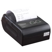 Wholesale YOKO HB mm Portable Mini Bluetooth Wireless Receipt Thermal Printer Line thermal printing for Android and IOS US AU UK Plug