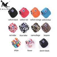 Wholesale Cartoon Hats For Sale - TAILUP 2017 Hot Sale Sun Hat For Dogs Cute Pet Casual Cotton Baseball Cap Chihuahua Yorkshire Pet Products 11Colors