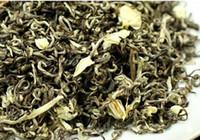 Wholesale Fragrance Jasmine - 100g Jasmine flower tea white bud high fragrance jusmine green tea premium free shipping