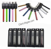 Wholesale Wholesale Blister For Chargers - O-pen BUD Battery Blister Kit CE3 Touch Pen 280mAh Vapor pen 510 e Cigarettes for Wax Oil Cartridge Vaporizer with Wireless Charger