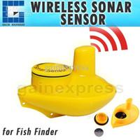 Wholesale Sensor Fish Finder - SNS-718S Optional Extra Wireless Sonar Sensor for Fish Finder Items