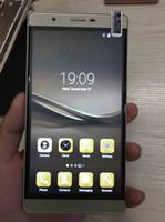 Wholesale English Netting - Huawei Mate9 6.0 inch MTK6580 3G Net cell phone 1G RAM 8GB ROM clone phone