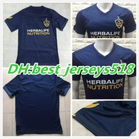 77e70cf389b best quality 17 18 Los Angeles Galaxy soccer jersey top thai quality  GERRARD KEANE Jerseys 2017 LA Galaxy Football shirt BECKHAM ...