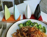 Wholesale Salt Pepper Shaker Lids - 2 PCS New Shark Spice Jar Seasoning Can Sugar Bowl Transparent Lid Seasoning Box Kitchen Tool Salt Condiment Cruet Storage Box