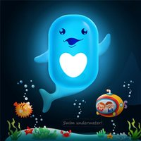 Wholesale Diy Lamp Wallpaper - 8 Styles Wallpaper Light Led 3D Night Elves Snails Night Light Lamps Children Gift Baby Toy Suitableiving Room Bedroom Baby Room Wall Lamps