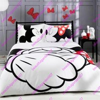Wholesale Duvet Cover Brush - White Comforter set Bedding Duvet Cover with Pillowcase Microfiber Brushed 3pcs set Twin Full Queen King sizes 2017