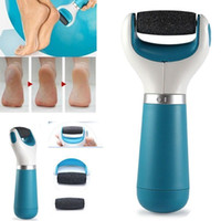 Wholesale Electric Foot Callus - Magic Care Pro Electric Pedicure Tools Foot Care File Hard Skin Callus Remover Kit High Speed feet Callus Removal Smooth Feet Skin File