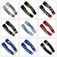 Wholesale Orica Winter - 2017 Cycling Arms Warmers Winter Thermal Fleece GCN Bora Orica Italia Giant Bike Arms Sports Wear Riding Arm Size S-3XL