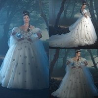 Wholesale Short Sleeve White Debutante Gowns - Cinderella Ball Gown Quinceanera Dresses Backless Debutante Crystal Puffy 2017 Evening Gowns Beads Court Train Masquerade Pageant Dress