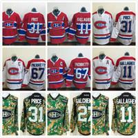 5165db47c Canadiens  31 Carey Price White Winter Classic Premier Jersey Montreal  Hockey Wear Cheap Men s Uniforms 67 Max Pacioretty 76 P K Subban ...