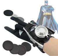 Marvel Superheld Launchers Handschuhe Captain America Spielzeug Geschenk Cosplay