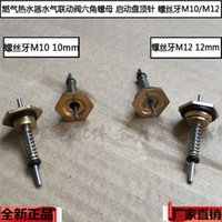 Wholesale Wholesale Gas Water Heaters - Wholesale- Water heater gas valve thimble thimble disk spring needle 10MM and 12MM Choose which one to buy, tell us about