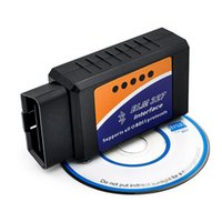 V1.5 Bluetooth Obd2 Elm 327 V 1.5 Adaptadores Scanner de carro para Android Elm327 Obd 2 interface