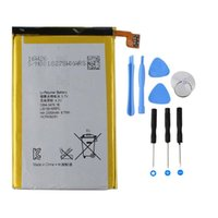 Wholesale Ericsson Zl - LIS1501ERPC 3.7V 2300mAh Replacement Battery for Sony Xperia ZL L35H L35i C6502 C6503 C6506 Battery with 8 in 1 Phone Tools