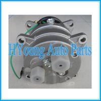 Wholesale Vw Air Conditioning Compressor - Factory direct sale V5 car air conditioning compressor for Citroen Peugeot Seat VW 1H0820803J,6553634,015121,15124,015124