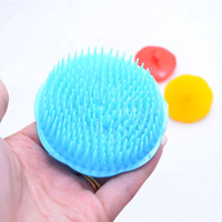 Wholesale Hair Styling Brush Comb - new fashion Hair Shampoo Exfoliation Scalp Massage Comb Pro Salon Hair Styling Tools Hair Brush Comb Hairbrush