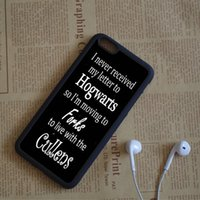 Wholesale Quote Iphone 4s Case - Harry Potter Twilight Quotes Phone Cases For iPhone 6 6S Plus 7 7 Plus 5 5S 5C SE 4S Back Cover